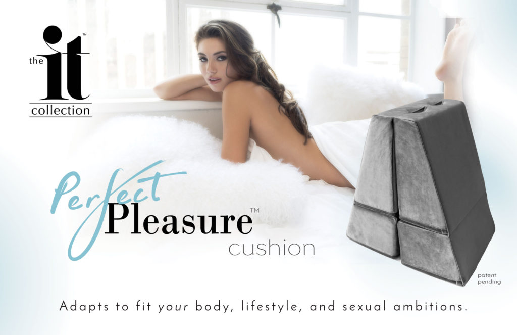 Perfect Pleasure Cushion toy mount