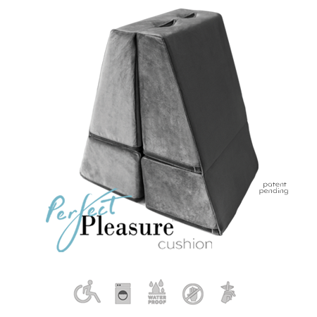 Perfect pleasure cushion pillow sex furniture toy mount